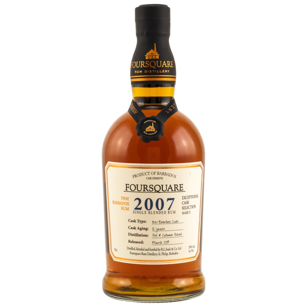 Bottle image of Exceptional Cask Selection X 2007
