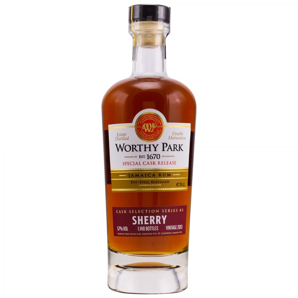 Bottle image of Special Cask Release #3 Sherry