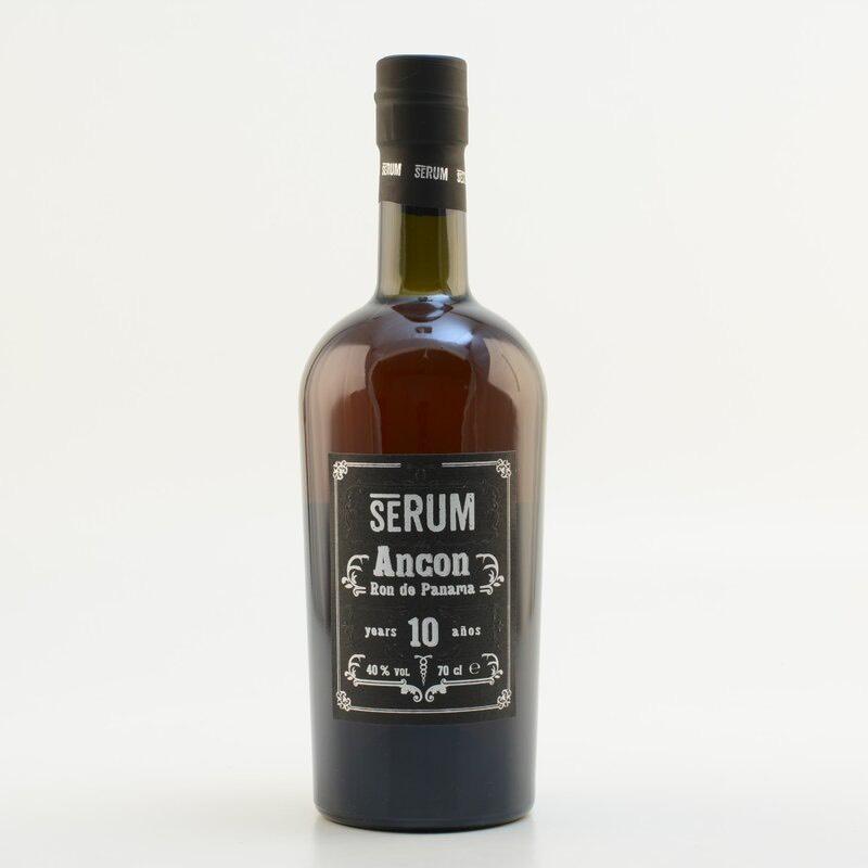 Bottle image of SeRum Ancon Panama