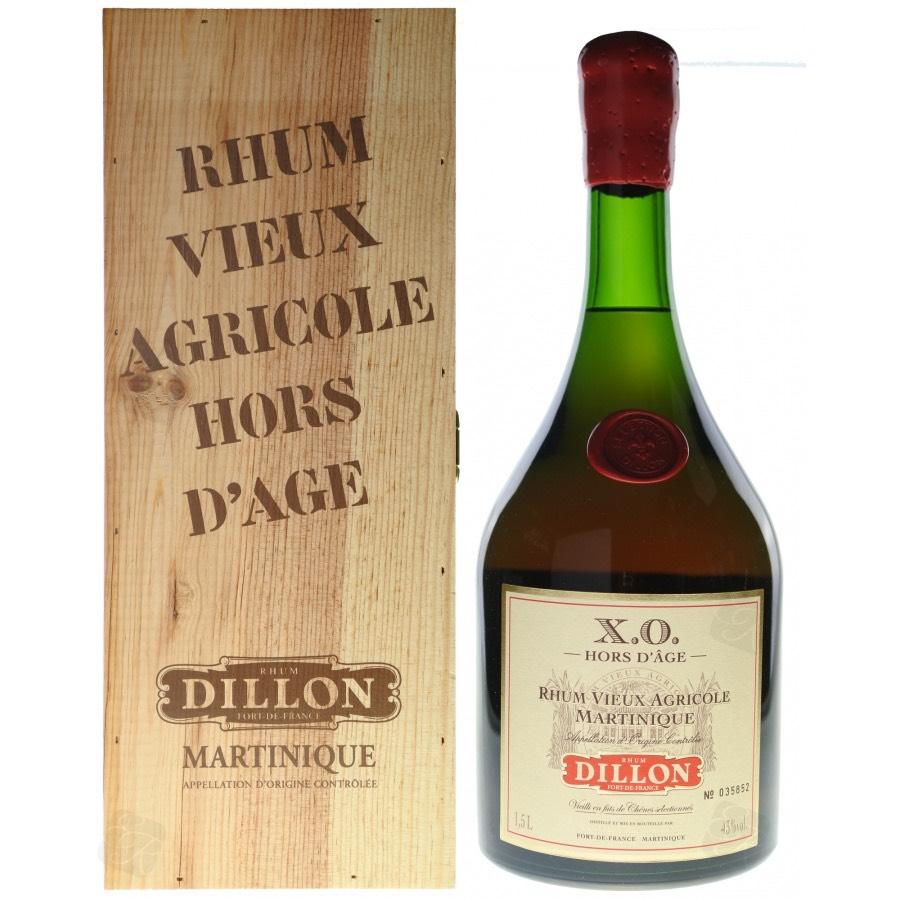 Bottle image of Rhum Vieux Hors d'âge XO