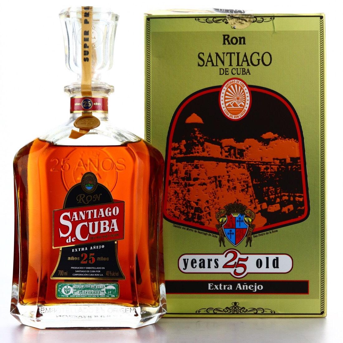 Bottle image of Extra Añejo 25 Años