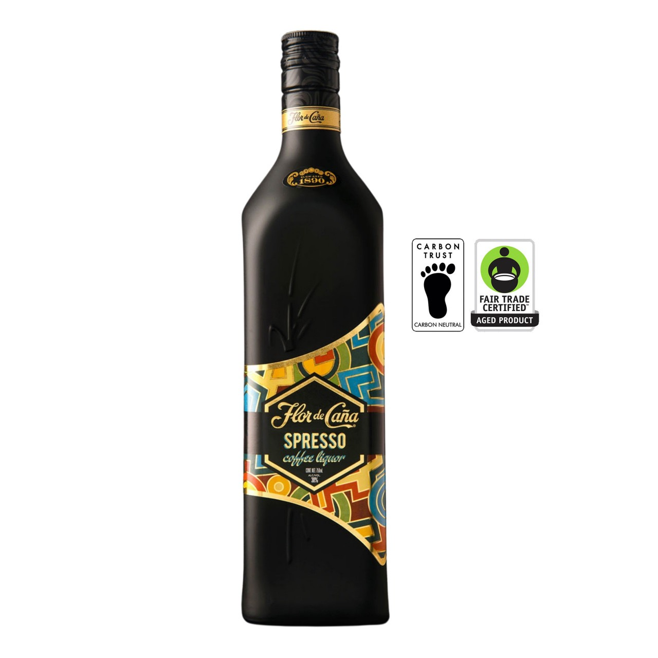 Bottle image of Flor de Caña Spresso