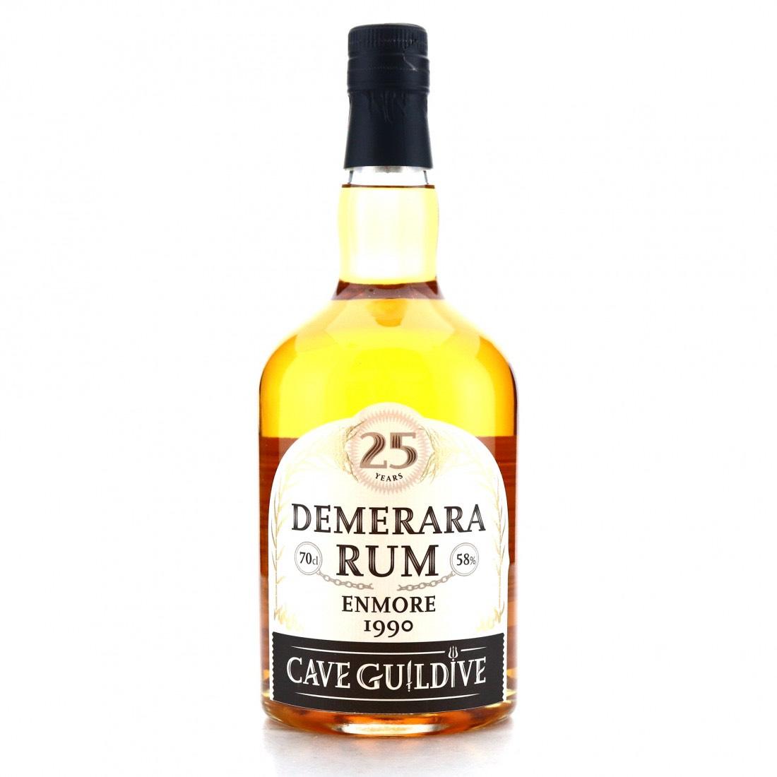 Bottle image of Demerara Rum MEV