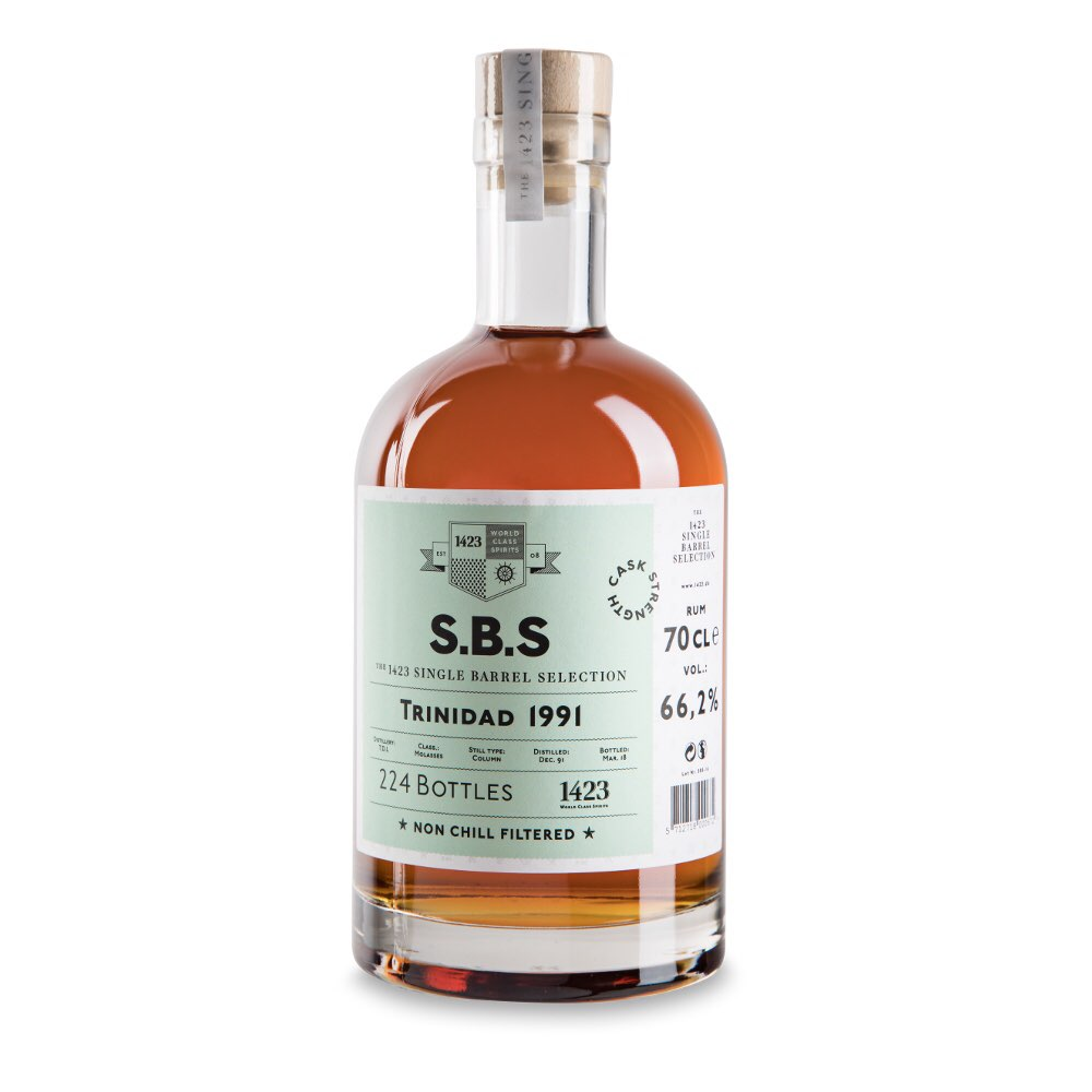 Bottle image of S.B.S Trinidad