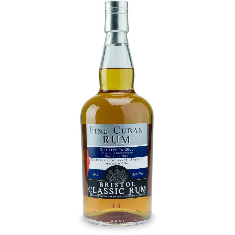 Bottle image of Cuban Rum Sherry Finish