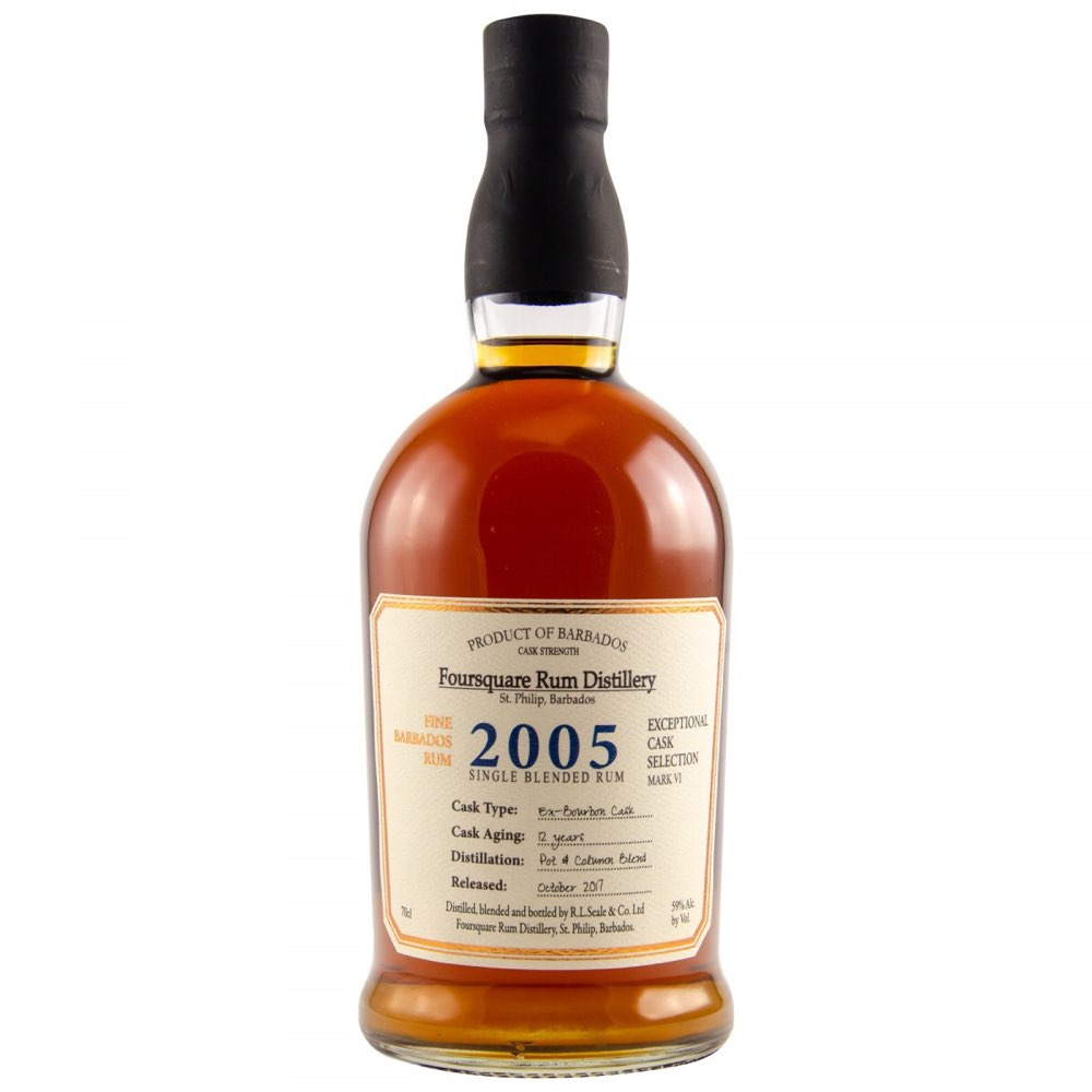 Bottle image of Exceptional Cask Selection VI 2005