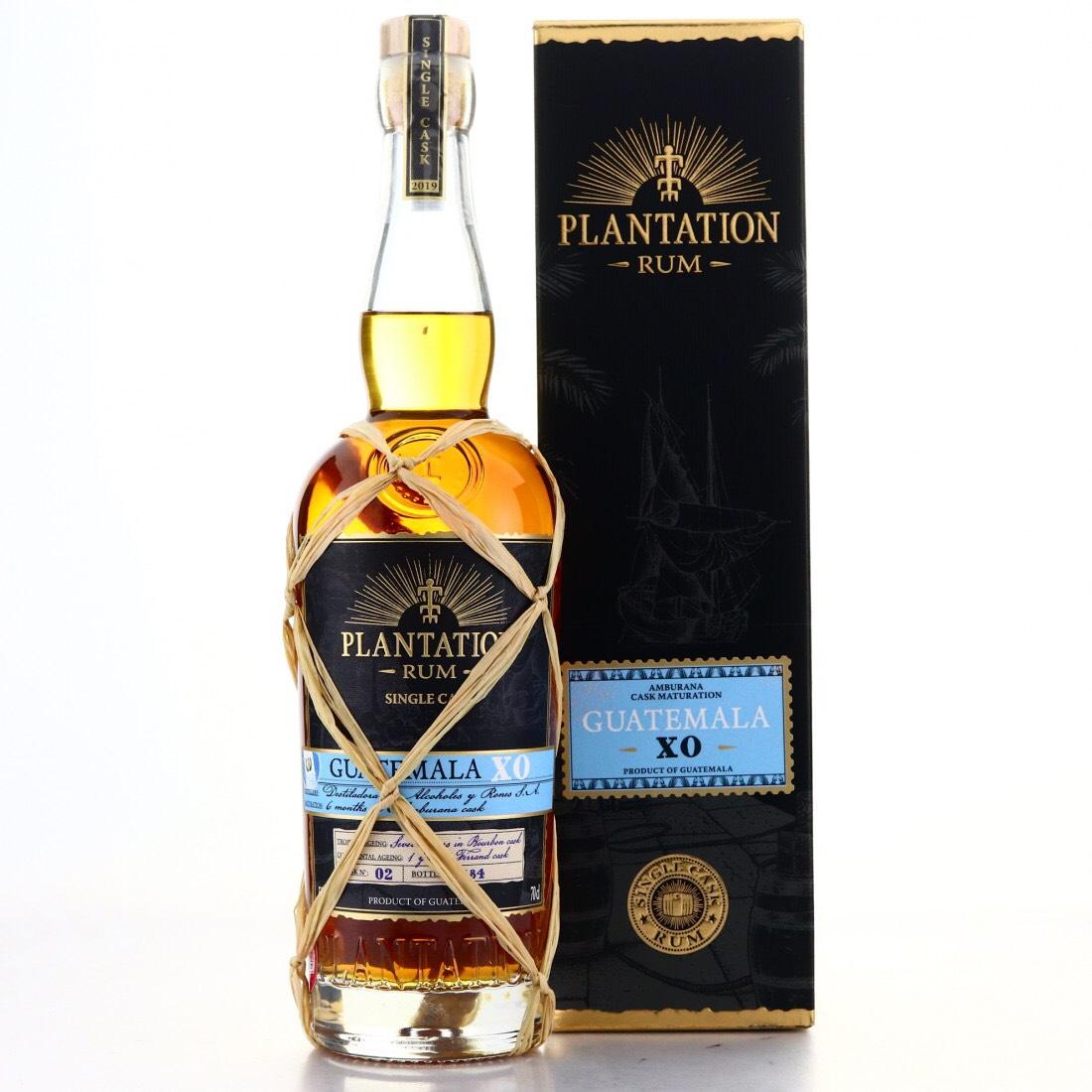Bottle image of Plantation Guatemala XO (Edition 2019)