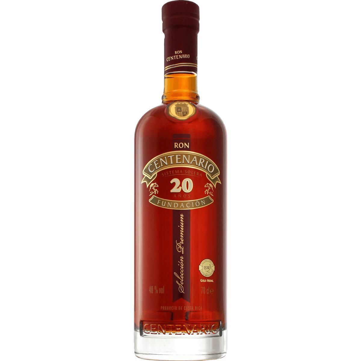 Bottle image of Centenario Fundación 20 Años Reserva Especial
