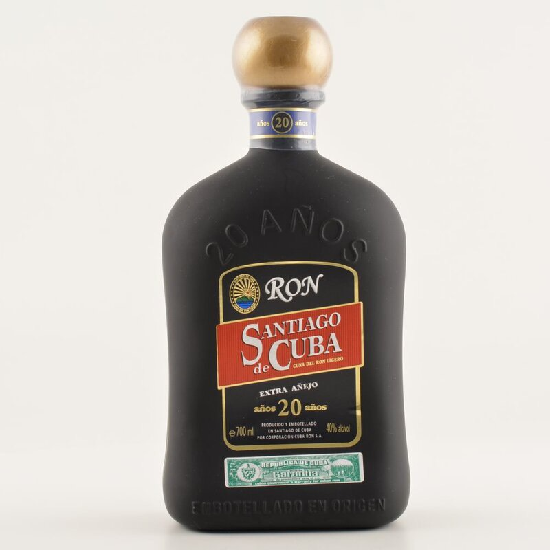 Bottle image of Extra Añejo 20 Años