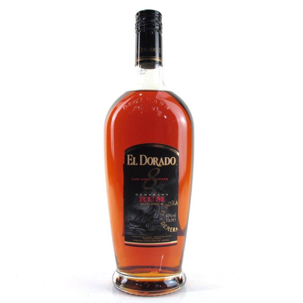 Bottle image of El Dorado 8