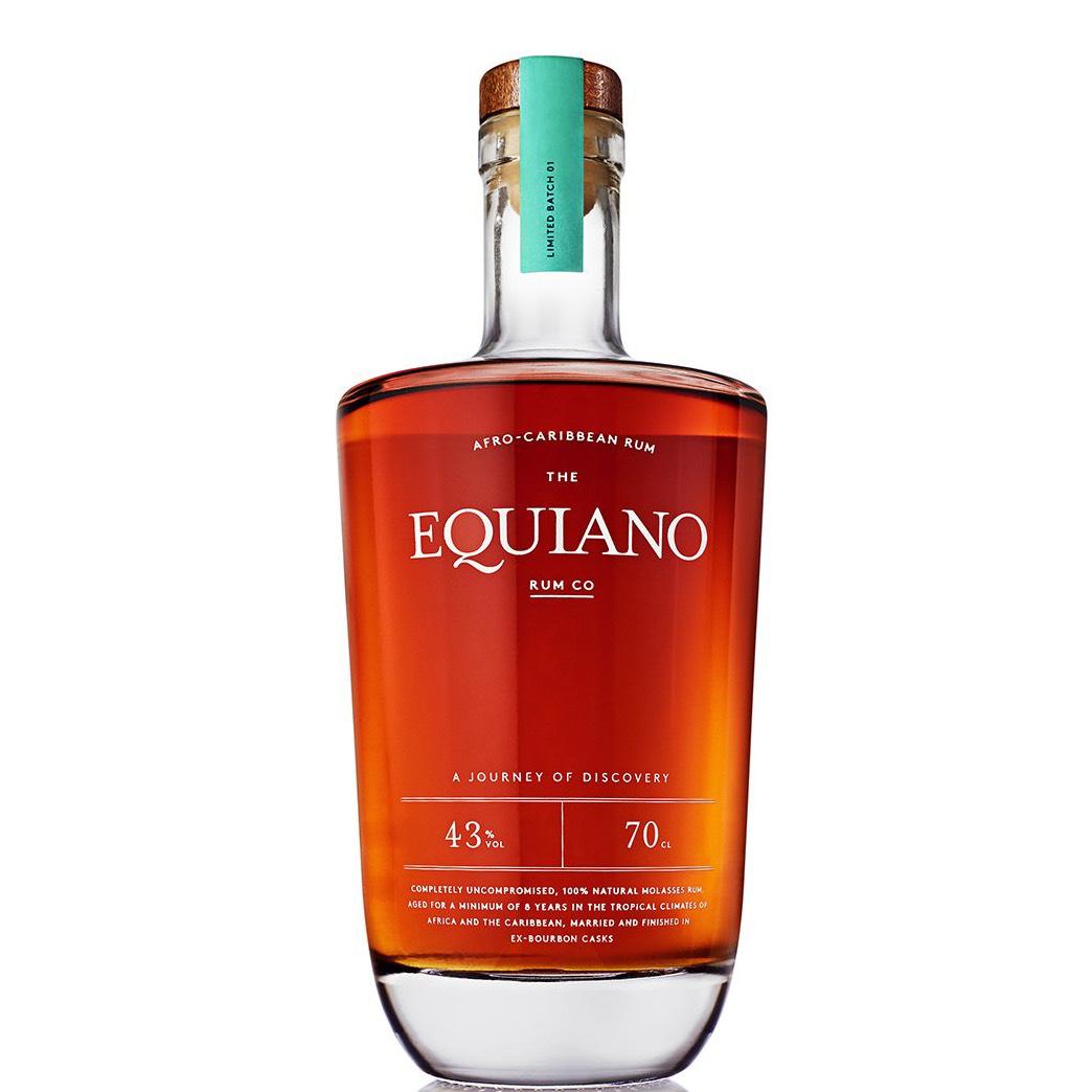 Bottle image of Equiano
