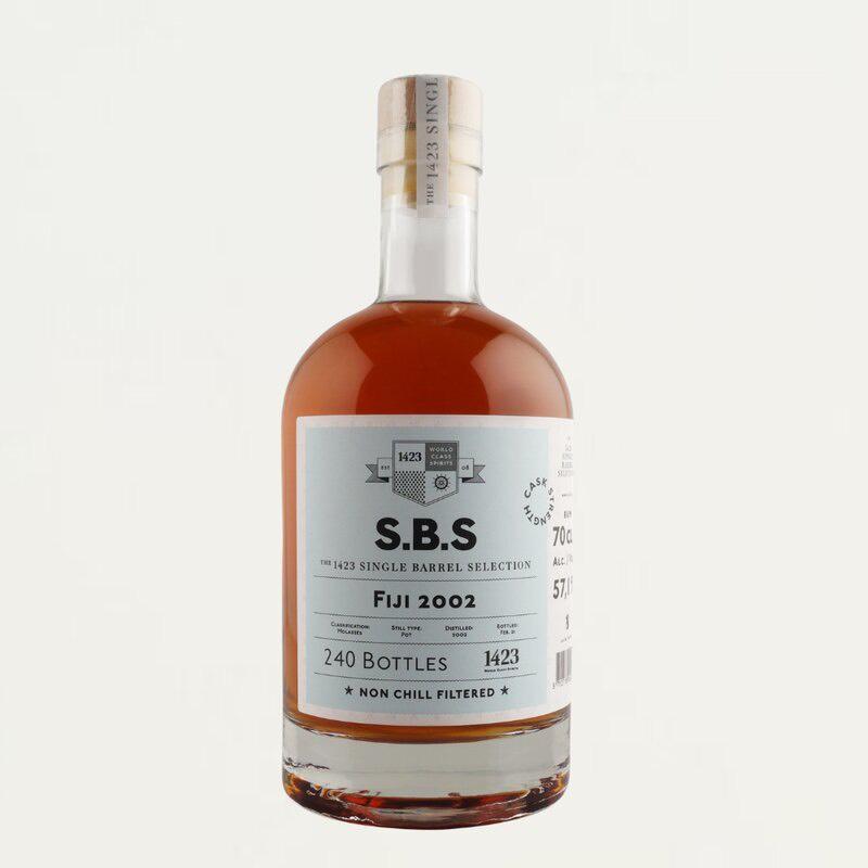 Bottle image of S.B.S Fiji