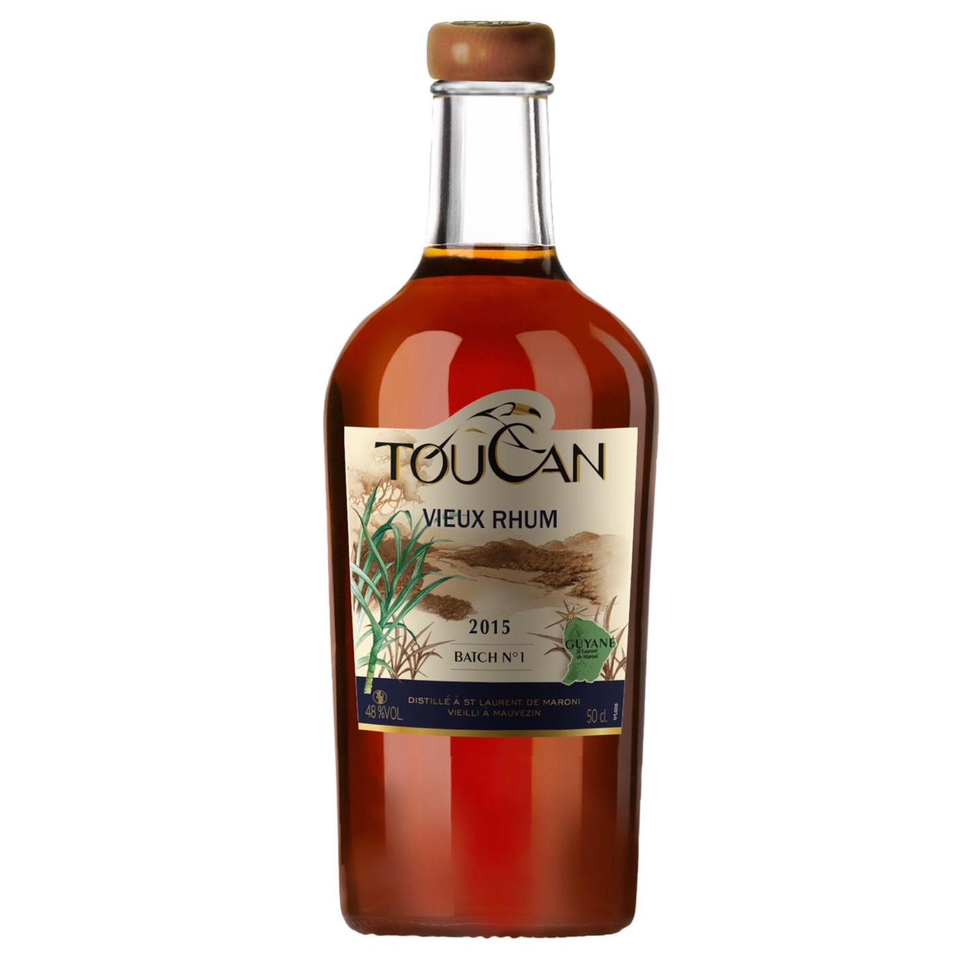 Bottle image of Vieux Rhum