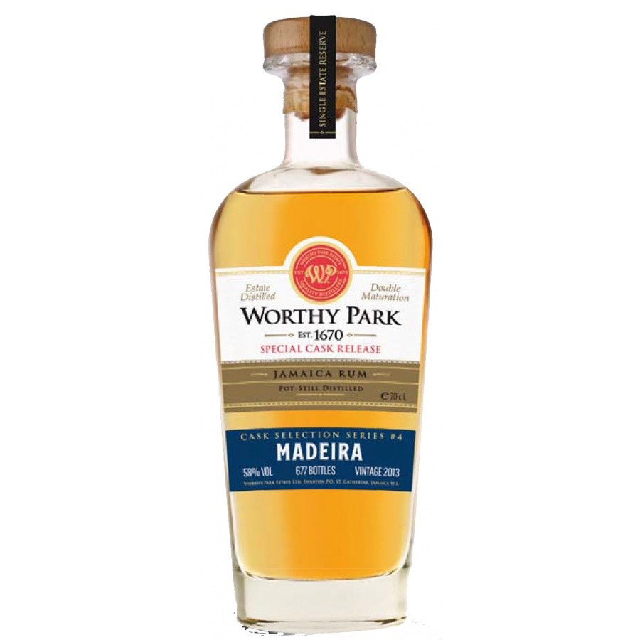 Bottle image of Special Cask Release #4 Madeira