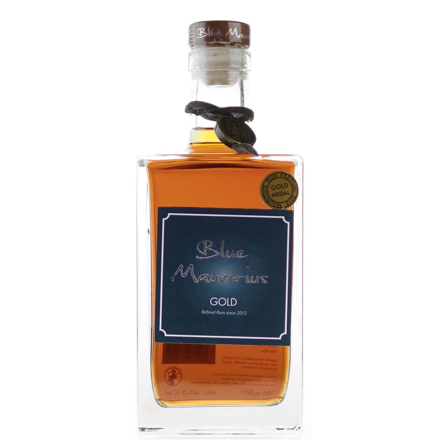 Bottle image of Blue Mauritius Gold