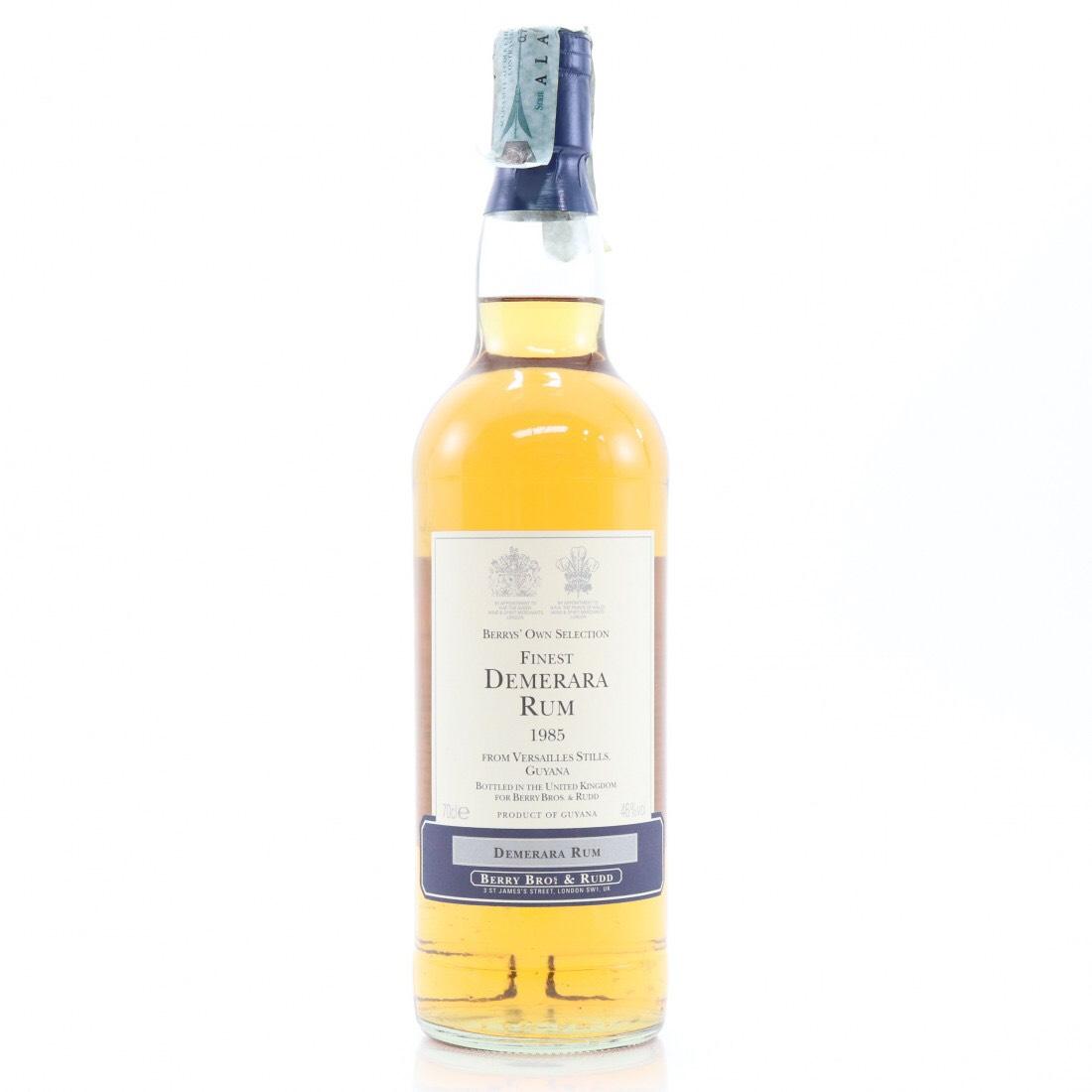 Bottle image of Finest Demerara Rum