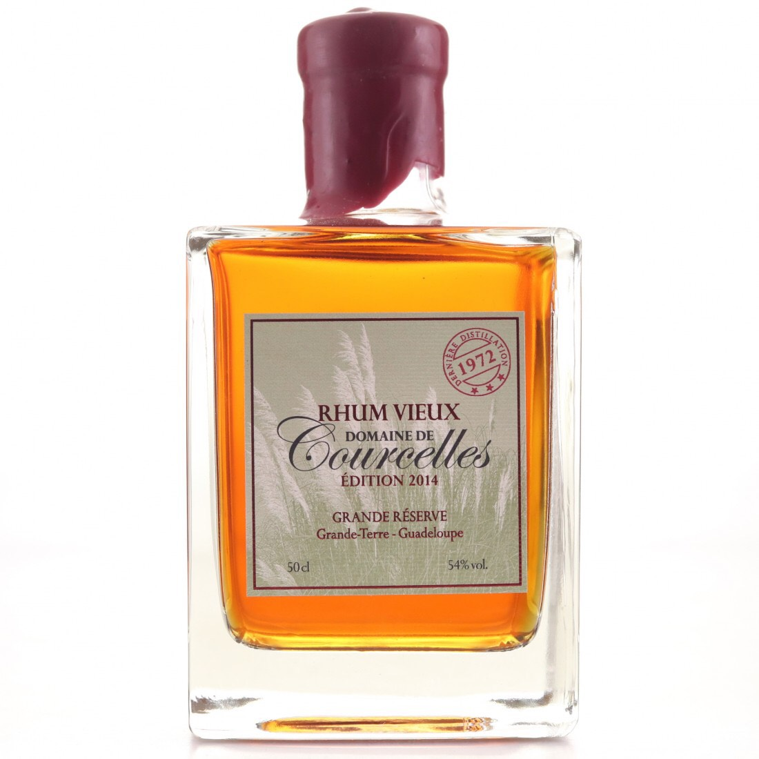 Bottle image of Rhum Vieux Édition 2014