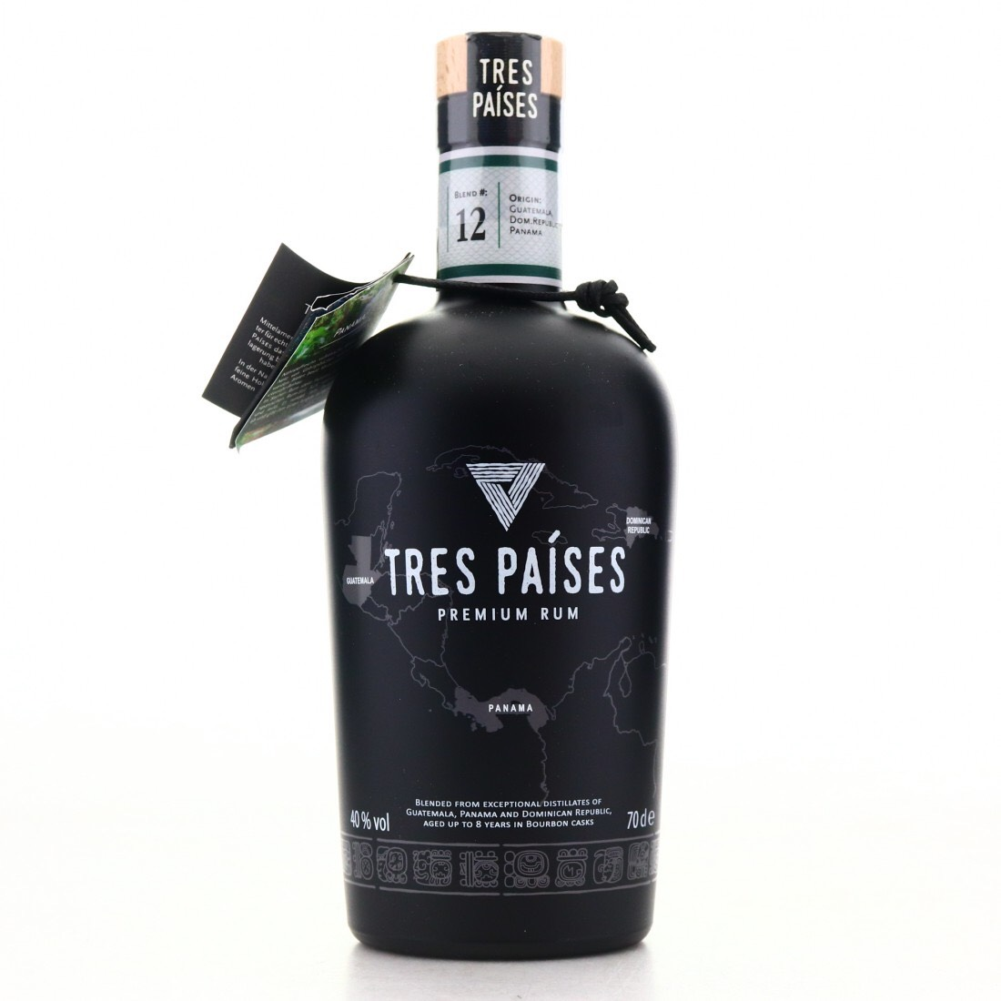 Bottle image of Tres Paìses Premium Rum