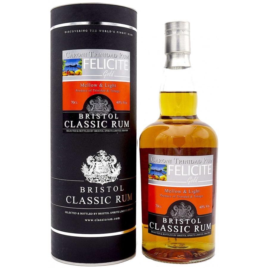 Bottle image of Felicite Gold Trinidad Rum