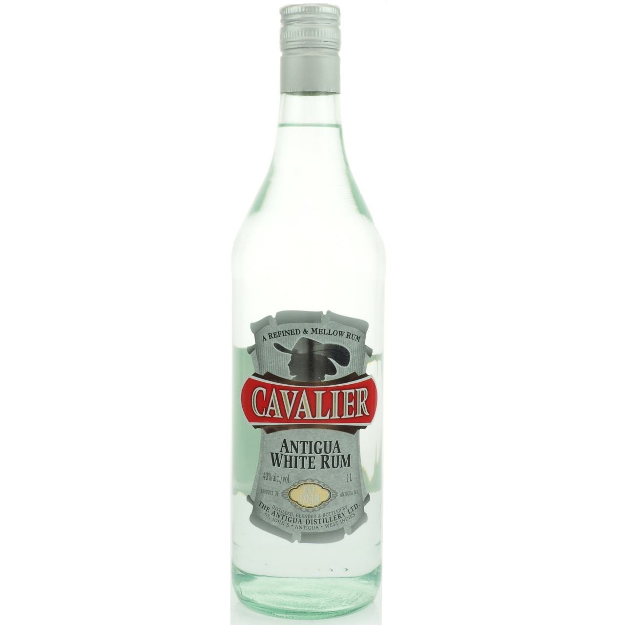 Bottle image of Cavalier White Rum