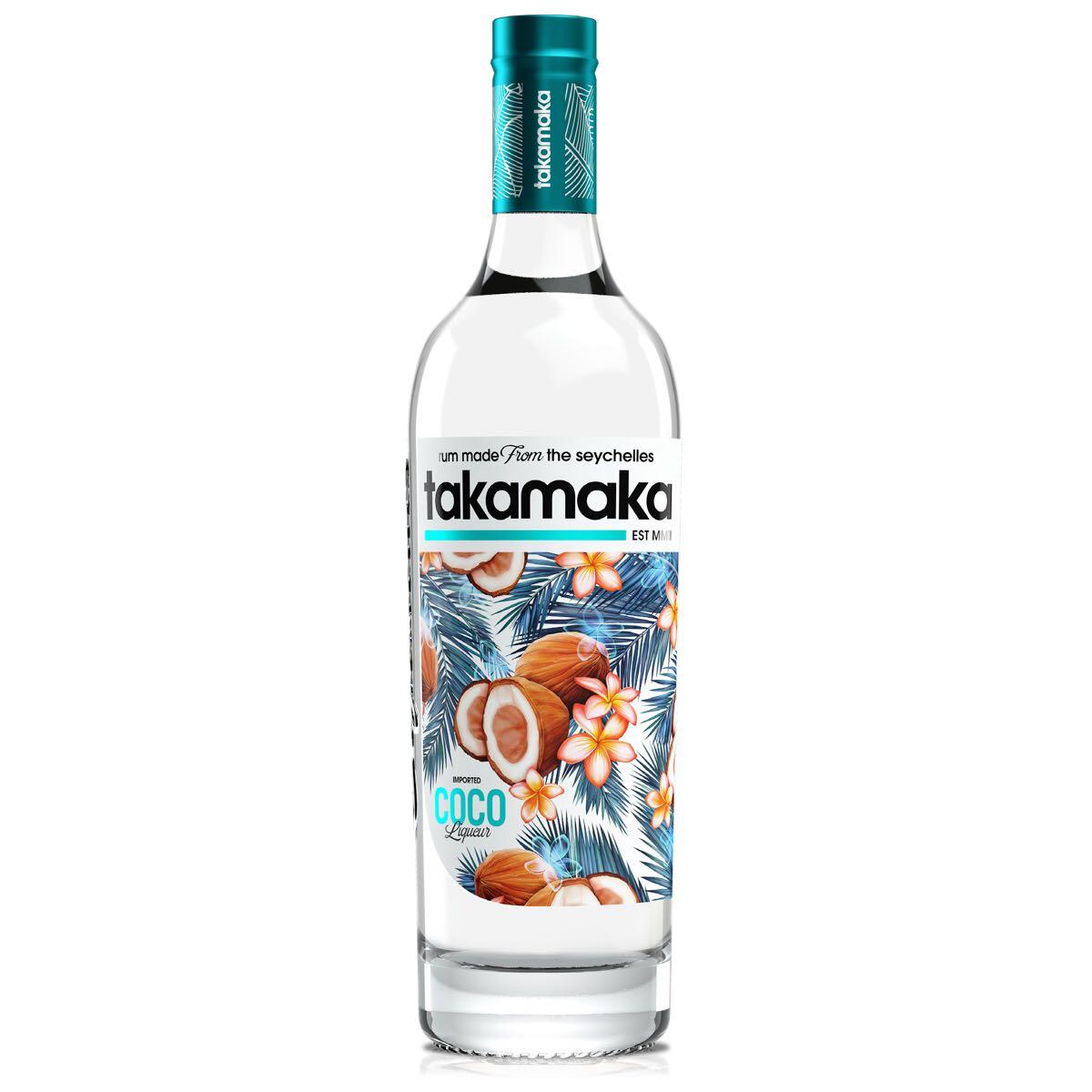 Bottle image of Takamaka Coco Rum