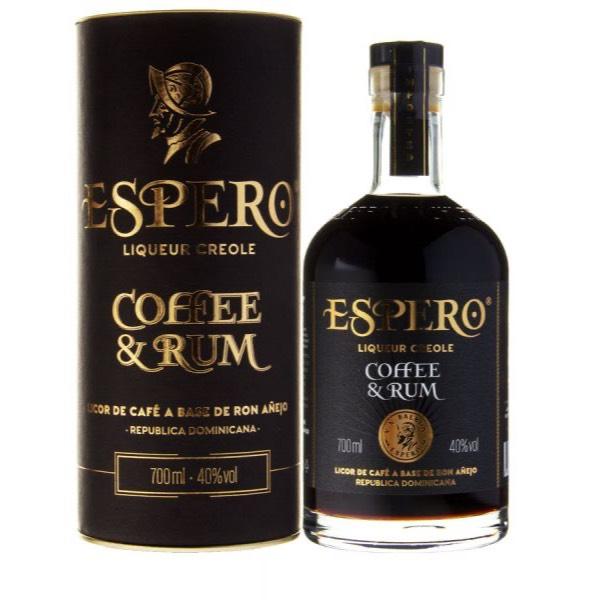 Bottle image of Ron Espero Liqueur Creole Coffee & Rum