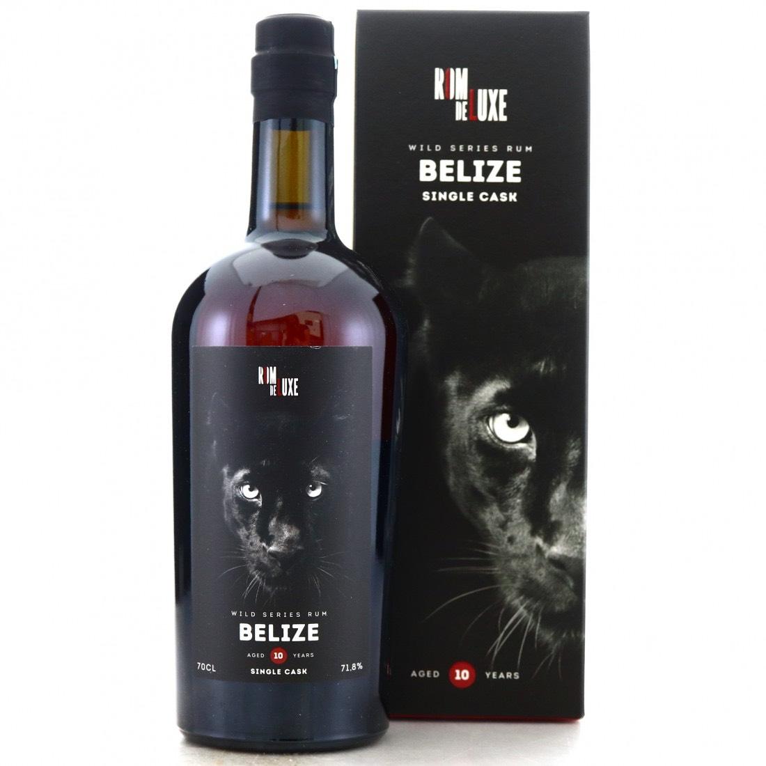 Bottle image of Wild Series Rum Belize