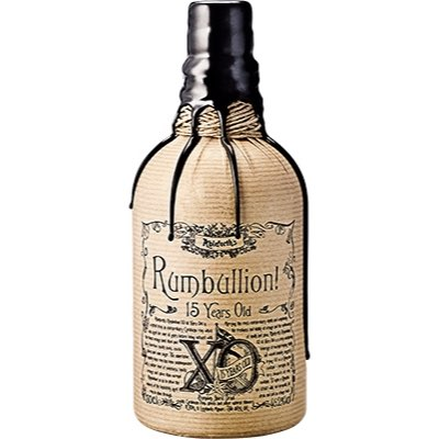 Bottle image of Ableforth's Rumbullion! XO