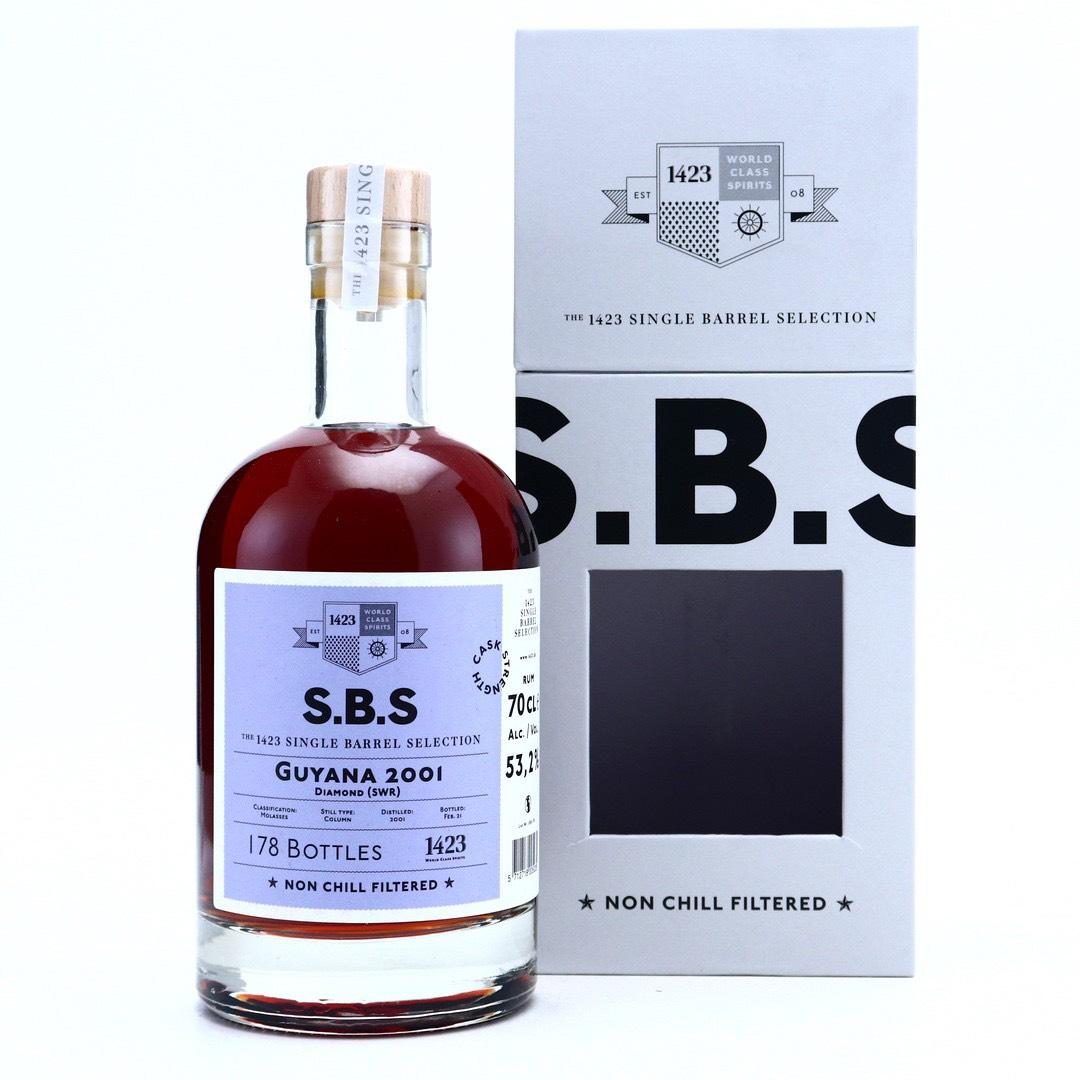Bottle image of S.B.S Guyana SWR
