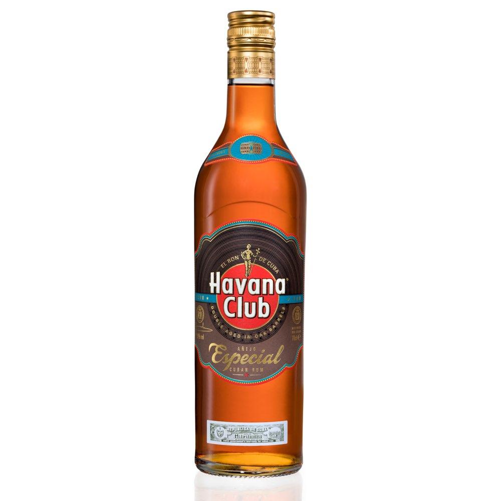 Bottle image of 5 Años Añejo Especial