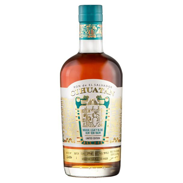 Bottle image of Nahual Legacy Blend