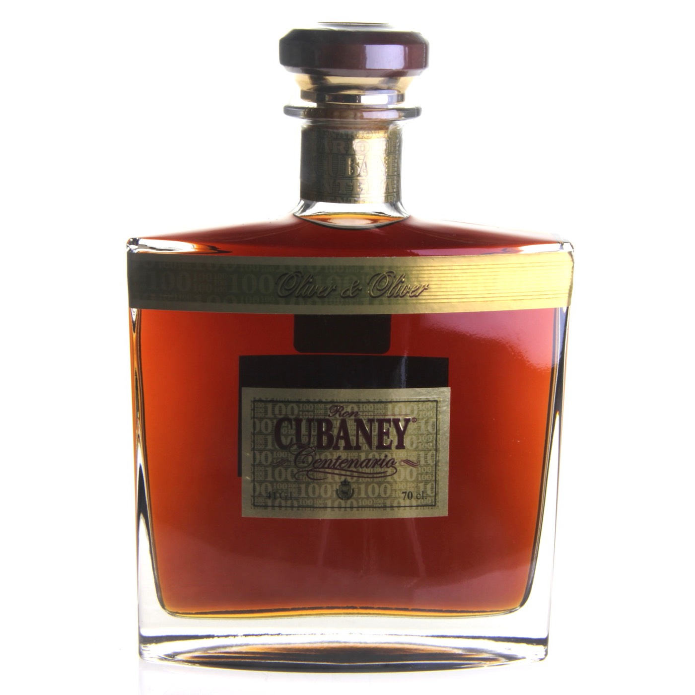 Bottle image of Cubaney Gran Reserve Centenario