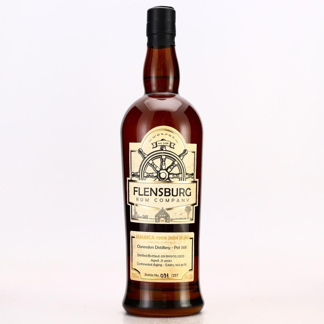 Bottle image of Flensburg Rum Company JMM