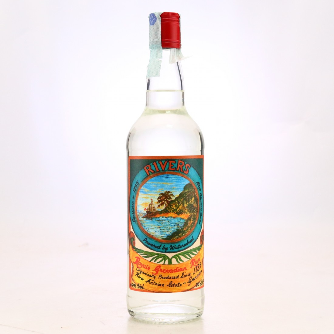 Bottle image of Rivers Royal Grenadian Rum