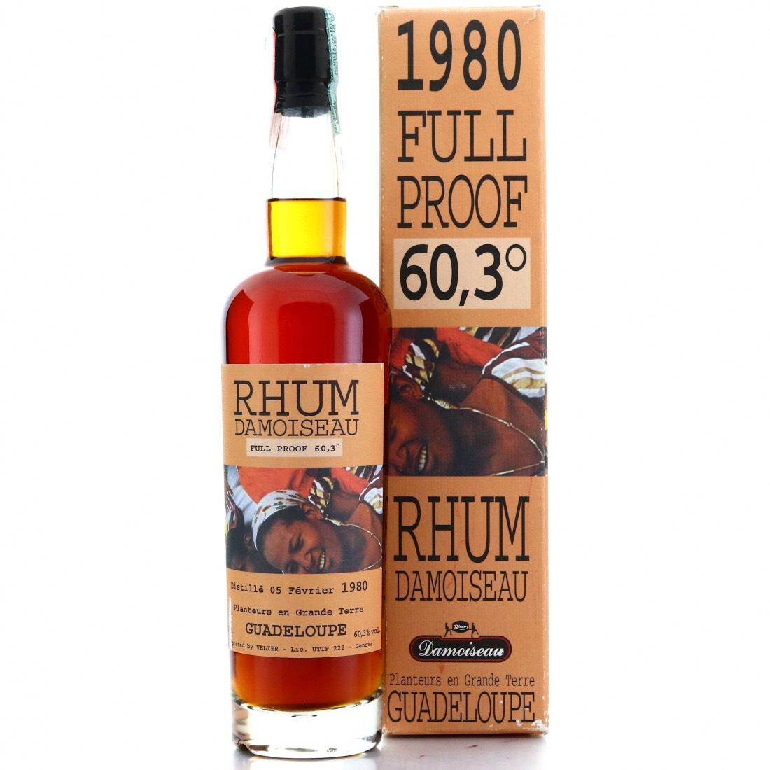 Bottle image of Rhum Vieux