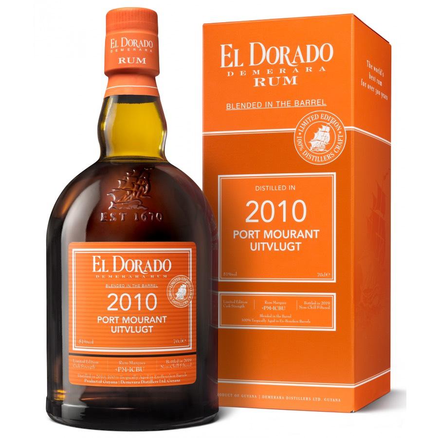 Bottle image of El Dorado Blended In The Barrel PM ICBU