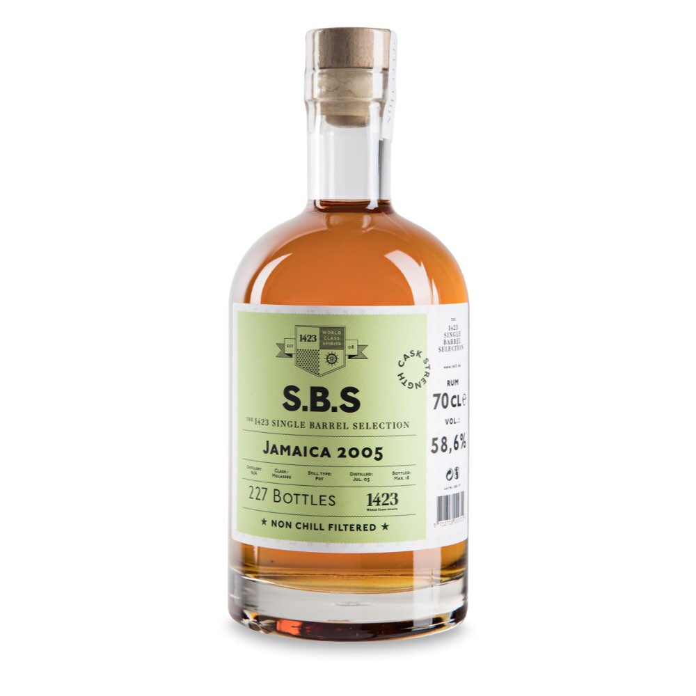 Bottle image of S.B.S Jamaica