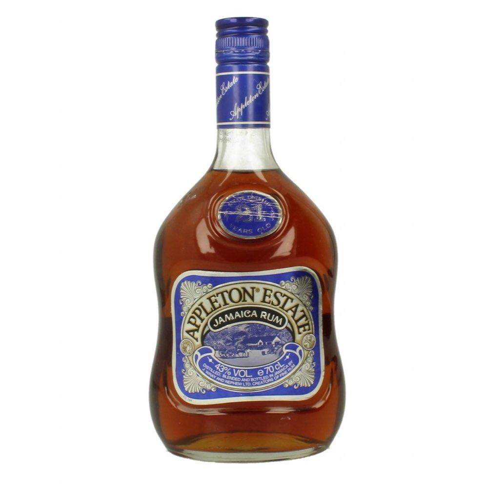 Bottle image of 21 Years Vintage