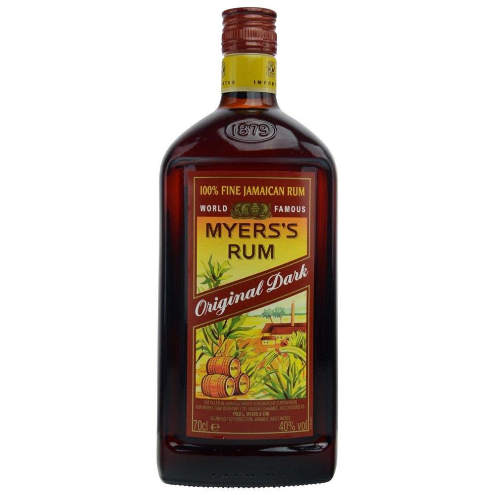 Bottle image of Myers's Original Dark