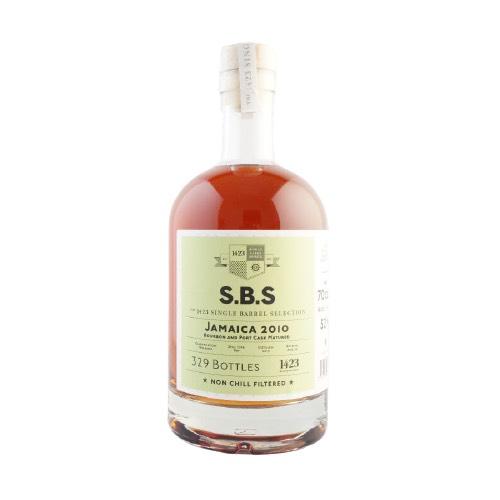 Bottle image of S.B.S Jamaica 2010