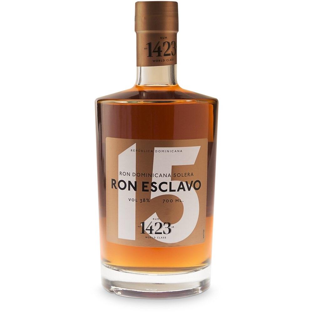 Bottle image of Ron Esclavo 15 Años