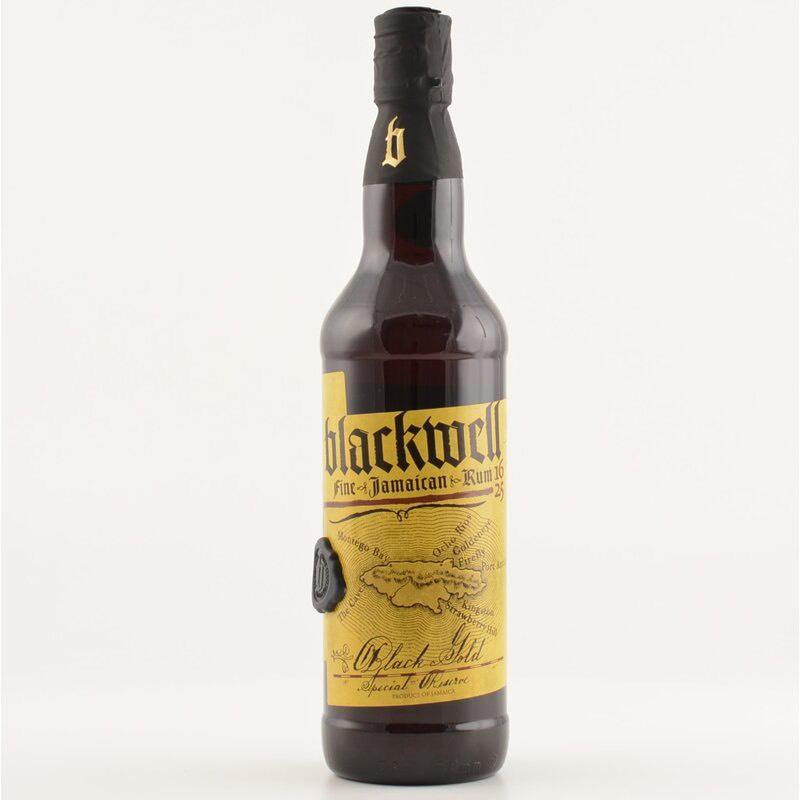 Bottle image of Blackwell Black Gold