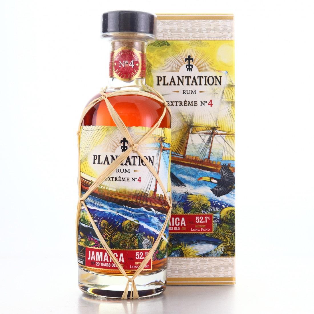 Bottle image of Plantation Extreme No. 4 ITP