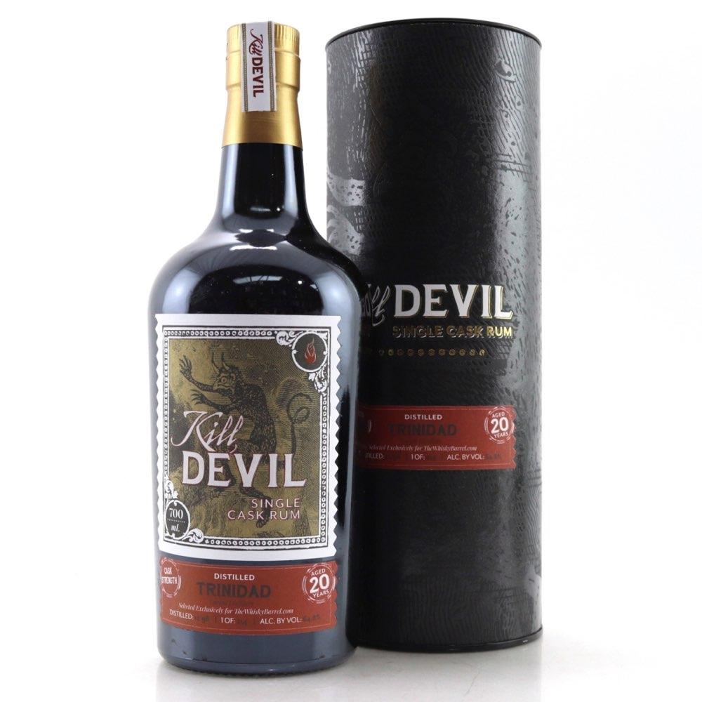 Bottle image of Kill Devil (The Whisky Barrel) HTR