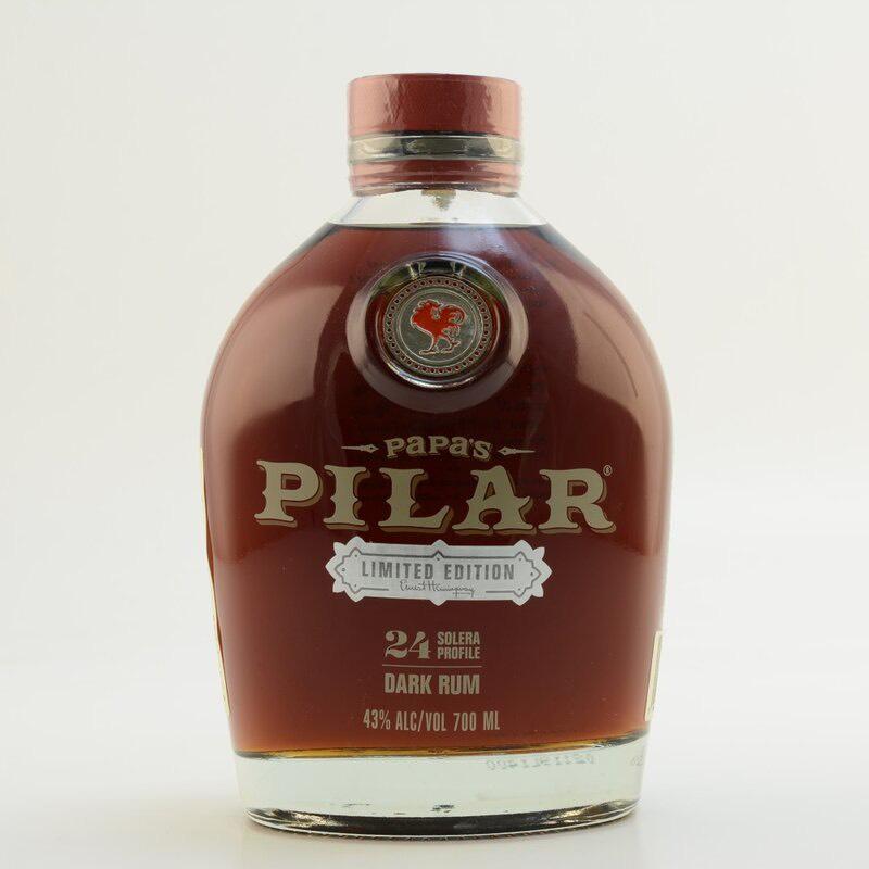 Bottle image of Papa's Pilar Sherry Finish