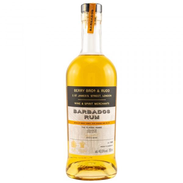 Bottle image of Classic Range Barbados Rum