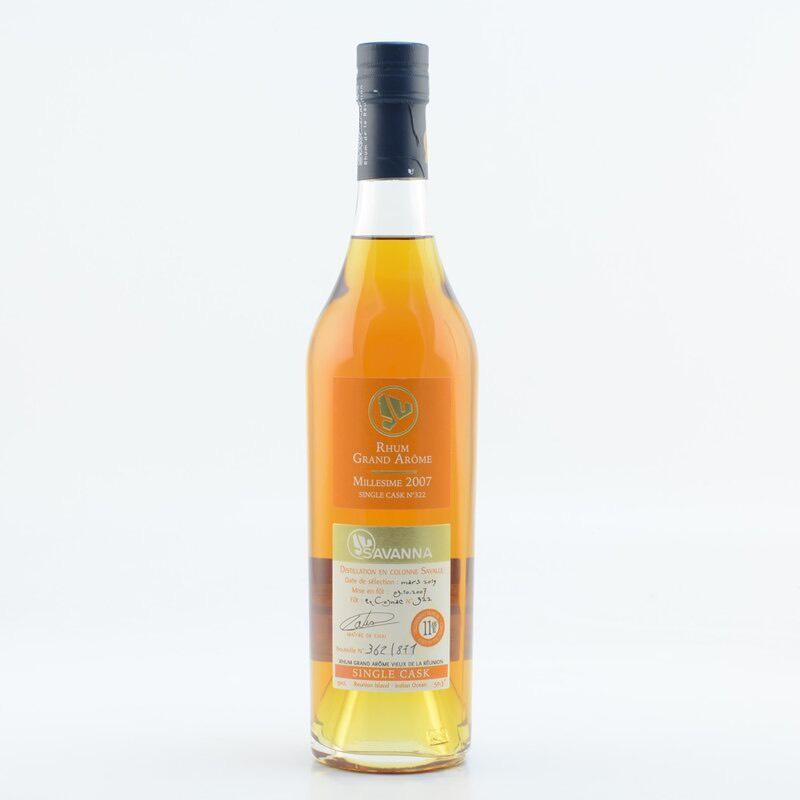 Bottle image of Savanna Single Cask Grand Arôme
