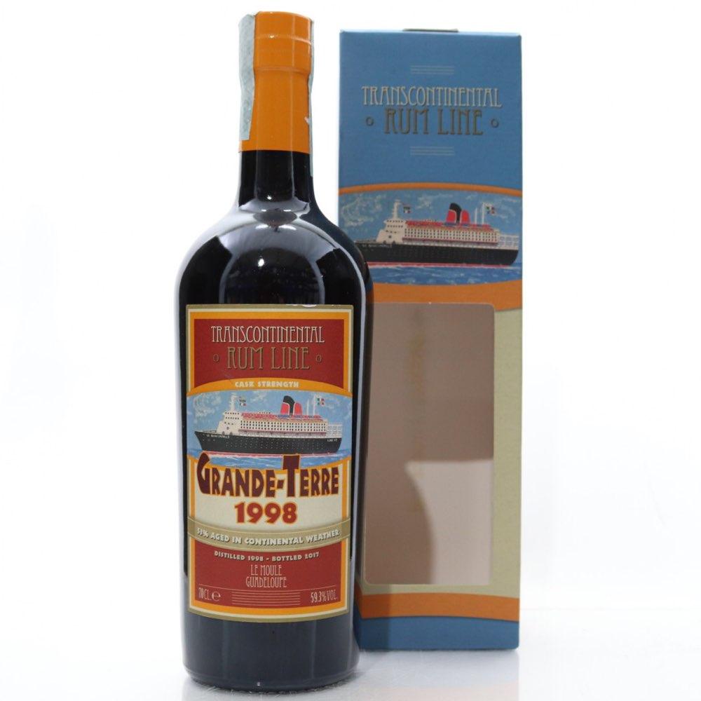 Bottle image of Grande-Terre Le Moule
