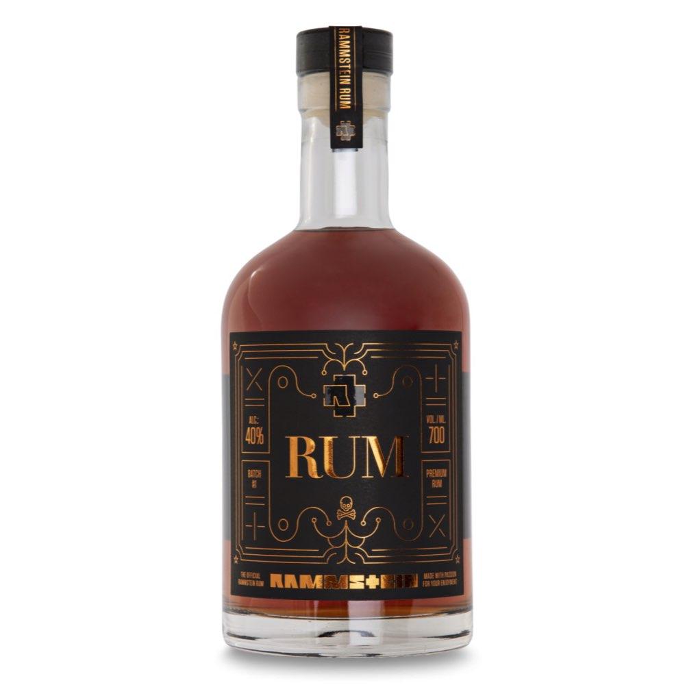 Bottle image of Rammstein Premium Rum