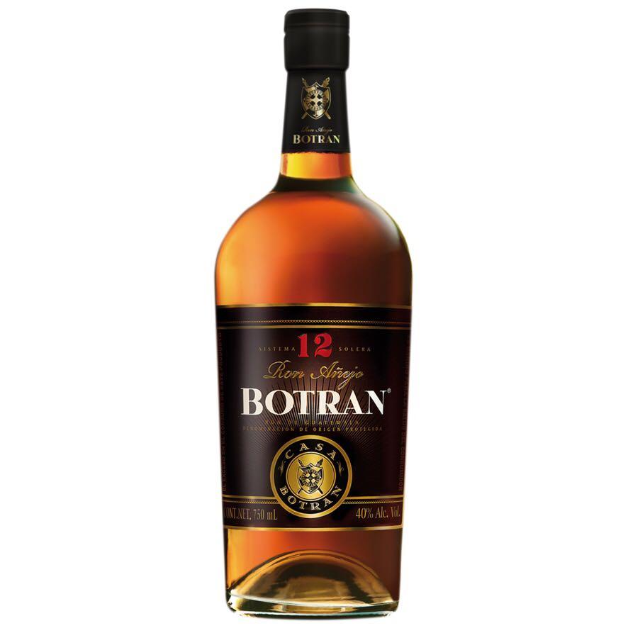 Bottle image of Botran Ron Añejo 12 Years